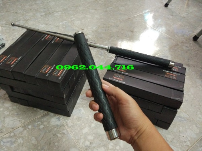 Cách dùng gậy Baton ASP 511 vô cùng đơn giản