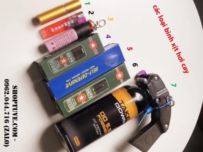 Shop Tự vệ tự tin tất cả các sản phẩm đều chính hãng, sở hữu chất lượng cao