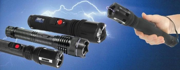 Đèn pin chích điện có cấu tạo rất phức tạp